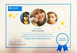 Certificato_solidarietà_SOS_Bambini_Favaretto_MLC