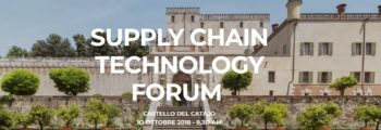 Supply Chain Technology Forum 2018