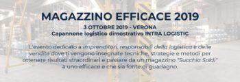 Magazzino Efficace 2019