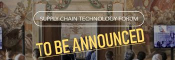 Supply Chain Technology Forum 2019