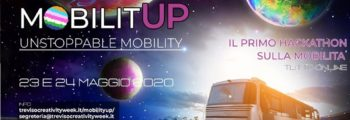 "Hackathon online ""mobilitup – Unstoppable Mobility"""